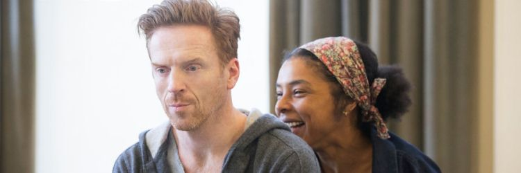 First look at Damien Lewis and Sophie Okonedo in rehearsal for The Goat, or Who Is Sylvia?