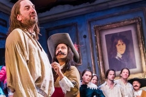 Review of The Miser starring Griff Rhys Jones at the Garrick Theatre