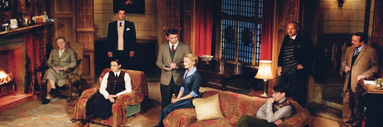 The Mousetrap Cast