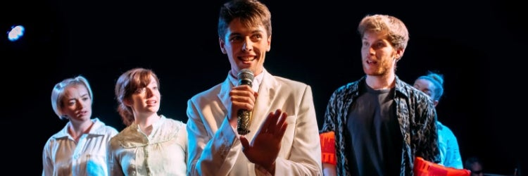 Rock musical The Quentin Dentin Show comes to London this summer