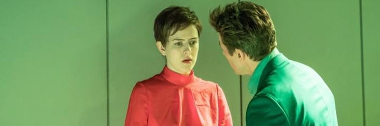 Review of The Treatment by Martin Crimp at the Almeida Theatre