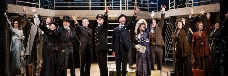 Titanic Charing Cross Theatre
