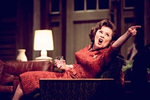 Review of Who's Afraid of Virginia Woolf? starring Imelda Staunton at the Harold Pinter Theatre